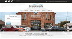 Preview of crossroads-garage.co.uk
